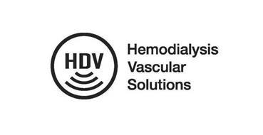 HDV HEMODIALYSIS VASCULAR SOLUTIONS