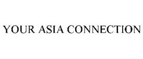 YOUR ASIA CONNECTION