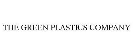 THE GREEN PLASTICS COMPANY