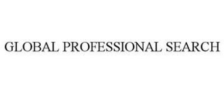 GLOBAL PROFESSIONAL SEARCH
