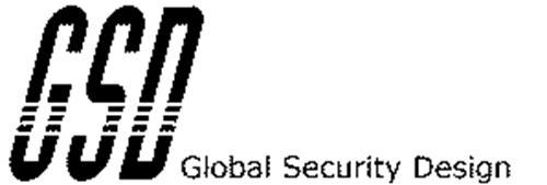 GSD GLOBAL SECURITY DESIGN
