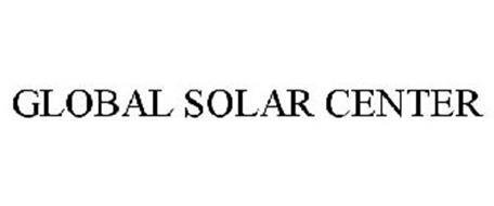 GLOBAL SOLAR CENTER