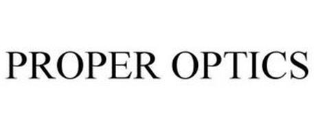 PROPER OPTICS