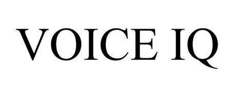 VOICE IQ