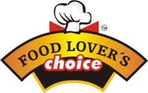 FOOD LOVER'S CHOICE