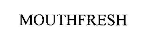 MOUTHFRESH