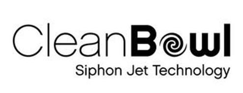 CLEANBOWL SIPHON JET TECHNOLOGY