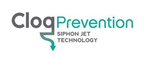 CLOGPREVENTION SIPHON JET TECHNOLOGY