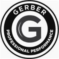 GERBER G PROFESSIONAL PERFORMANCE