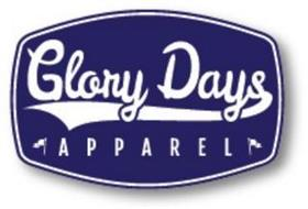GLORY DAYS APPAREL