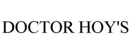 DOCTOR HOY'S