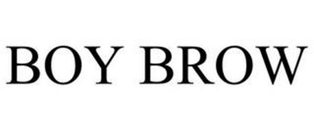 BOY BROW
