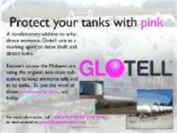 PROTECT YOUR TANKS WITH PINK GLOTELL
