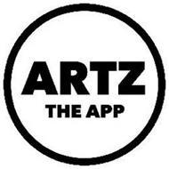 THE ARTZ APP
