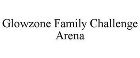 GLOWZONE FAMILY CHALLENGE ARENA