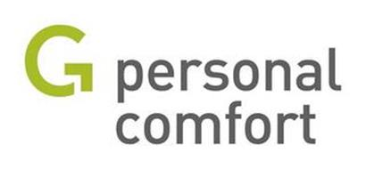 G PERSONAL COMFORT