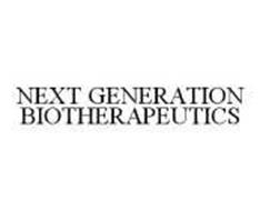 NEXT GENERATION BIOTHERAPEUTICS