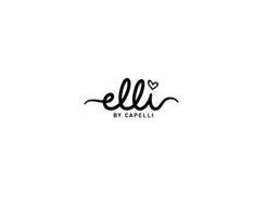ELLI BY CAPELLI