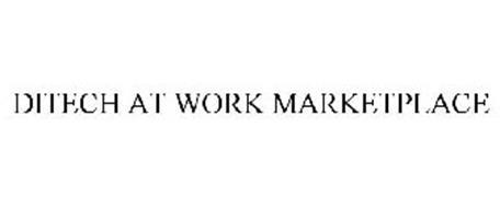 DITECH AT WORK MARKETPLACE
