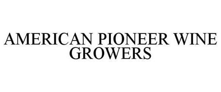 AMERICAN PIONEER WINE GROWERS