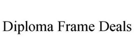 DIPLOMA FRAME DEALS