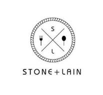 SL X STONE + LAIN