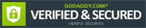 GODADDY.COM VERIFIED & SECURED VERIFY SECURITY
