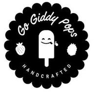 GO GIDDY POPS HANDCRAFTED