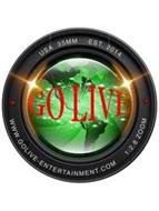 GO LIVE, USA 35MM EST. 2014, WWW.GOLIVE-ENTERTAINMENT.COM, 1:2.8 ZOOM