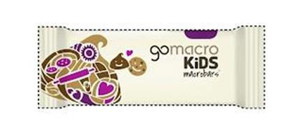 GOMACRO KIDS MACROBARS