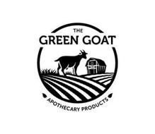 THE GREEN GOAT APOTHECARY PRODUCTS