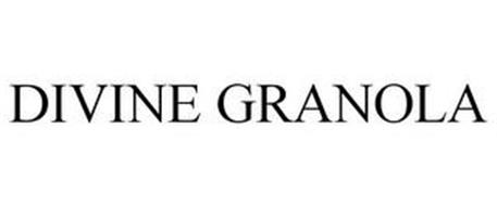DIVINE GRANOLA