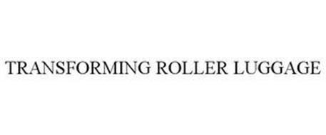 TRANSFORMING ROLLER LUGGAGE