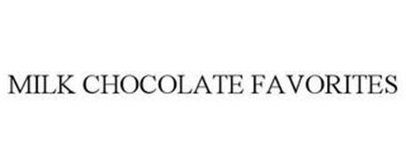 MILK CHOCOLATE FAVORITES