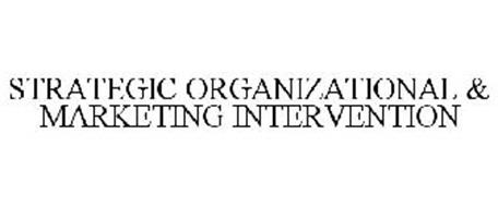 STRATEGIC ORGANIZATIONAL & MARKETING INTERVENTION