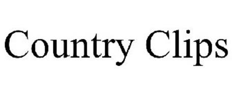 COUNTRY CLIPS