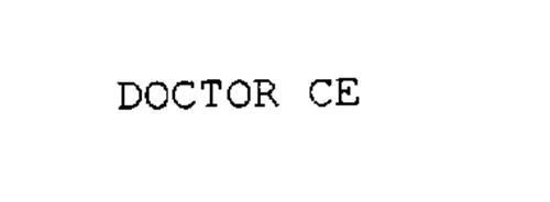 DOCTOR CE