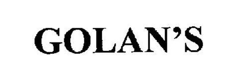GOLAN'S