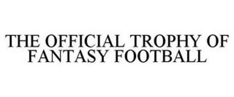 THE OFFICIAL TROPHY OF FANTASY FOOTBALL