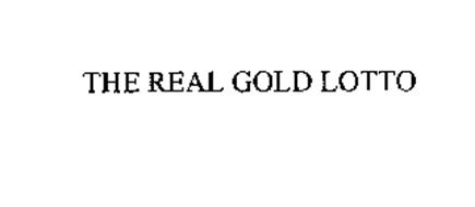 THE REAL GOLD LOTTO