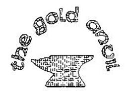THE GOLD ANVIL Trademark of Gold Anvil, Inc , The Serial Number