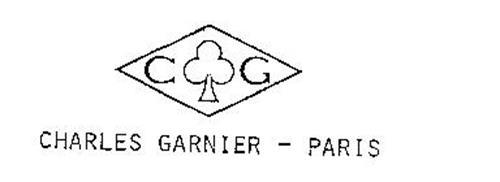 CG CHARLES GARNIER - PARIS