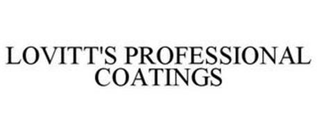 LOVITT'S PROFESSIONAL COATINGS
