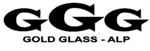 GGG GOLD GLASS - ALP