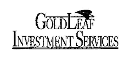 GOLDLEAF INVESTMENT SERVICES