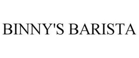 BINNY'S BARISTA