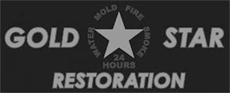 GOLD STAR RESTORATION WATER MOLD FIRE SMOKE 24 HOURS