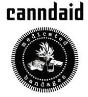 CANNDAID MEDICATED BANDAGES