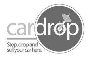 CARDROP STOP, DROP AND SELL YOUR CAR HERE.