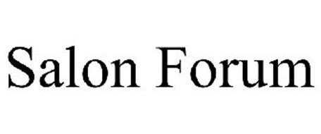 SALON FORUM